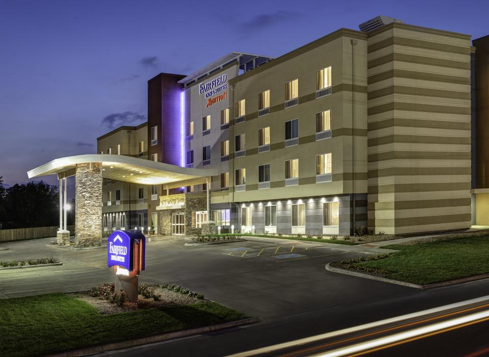 Fairfield Inn & Suites Hendersonville Flat Rock