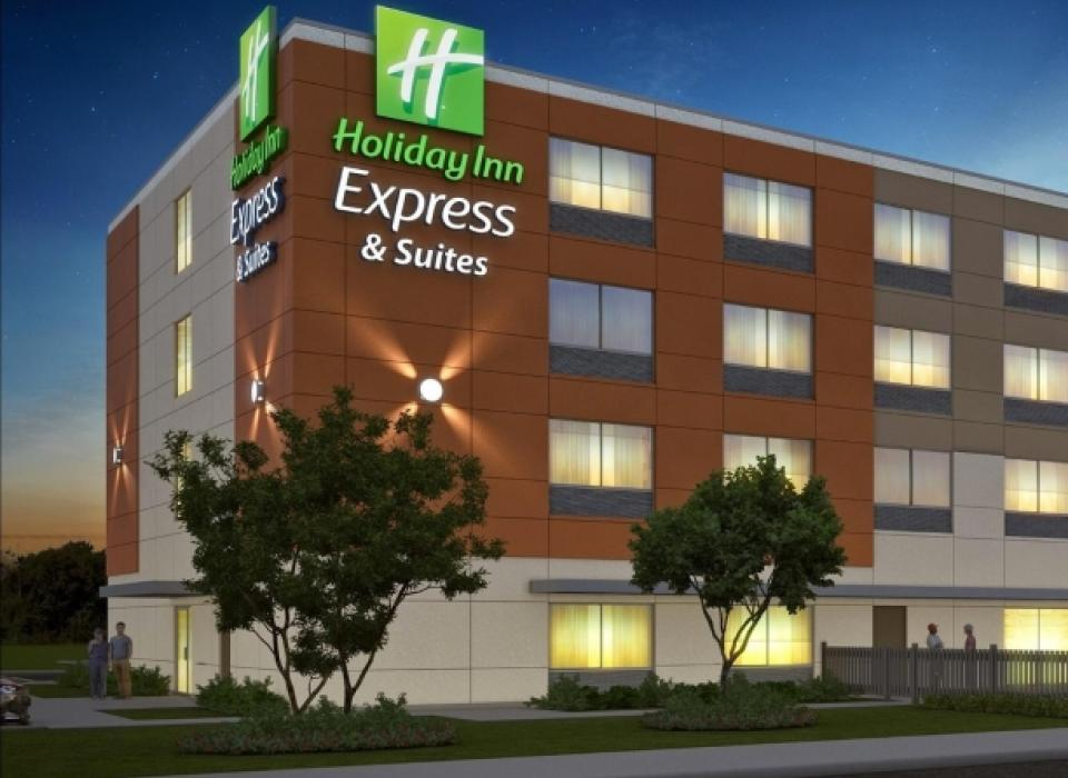 Holiday Inn Express & Suites Missouri City