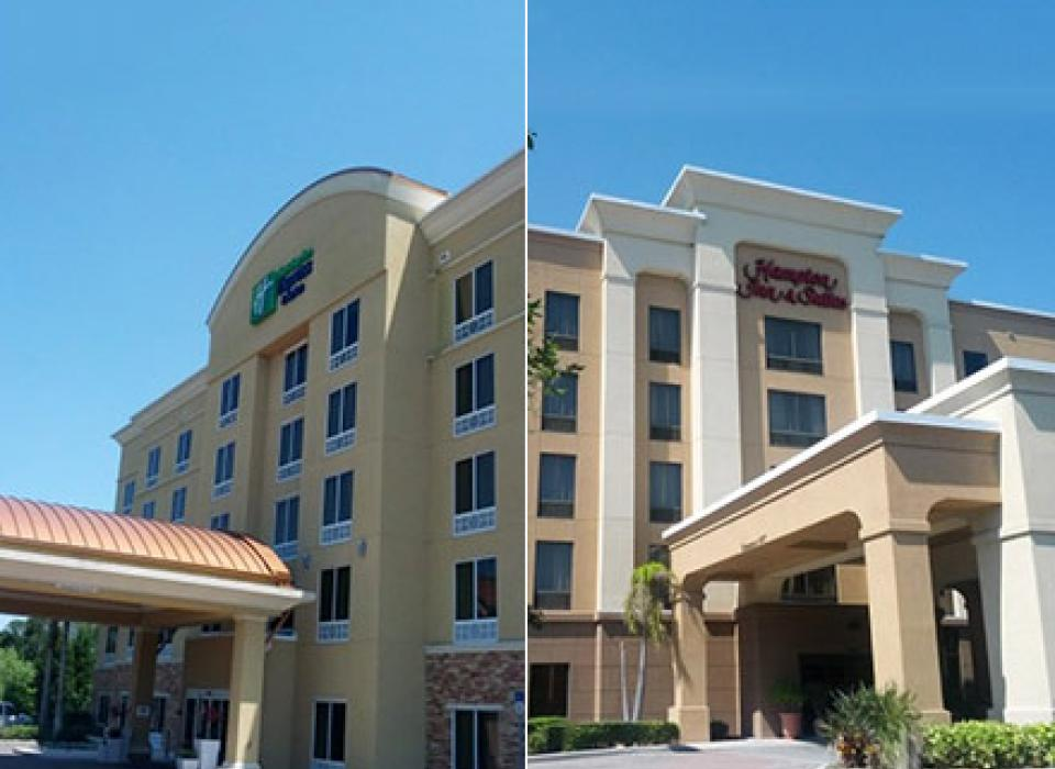 Hampton Inn & Holiday Inn Express - Largo, Florida