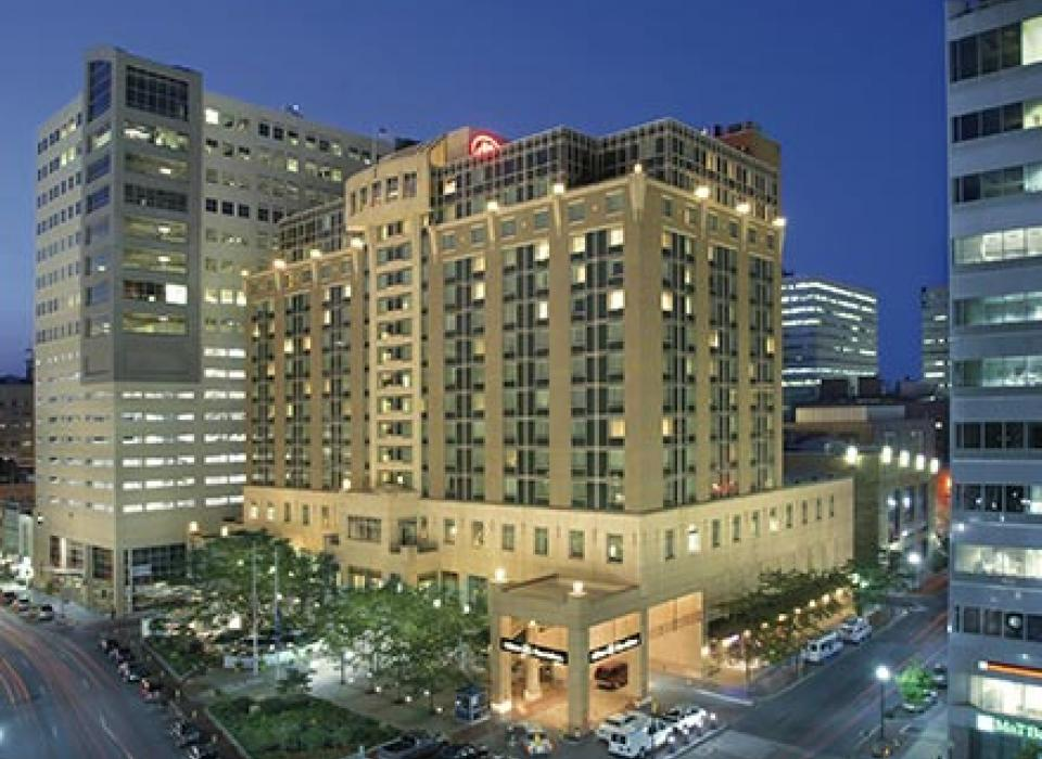 Hilton Hotel - Harrisburg, Pennsylvania