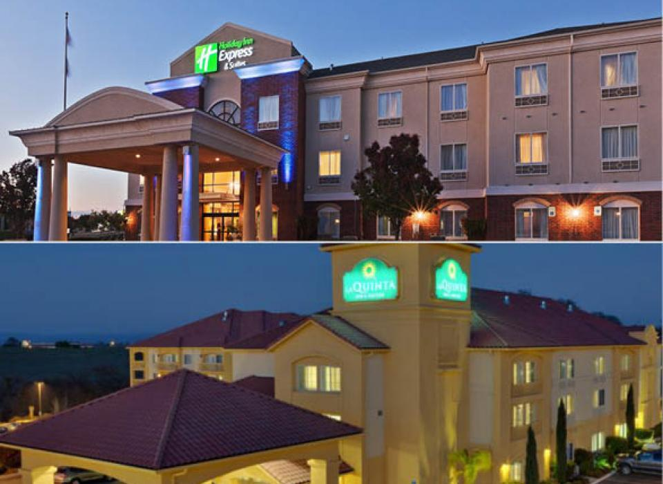 Holiday Inn Express & La Quinta Inn & Suites - Abilene, Texas