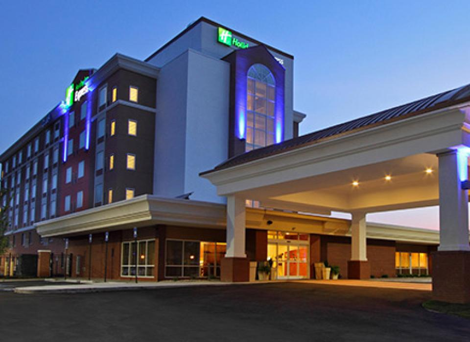 Holiday Inn Express - Augusta, Georgia
