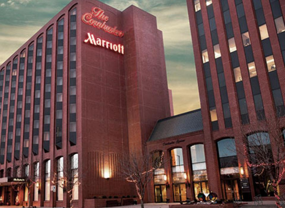 Marriott Cornhusker - Lincoln, Nebraska